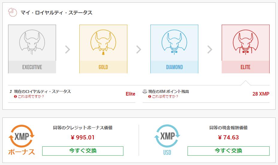 XMP画面